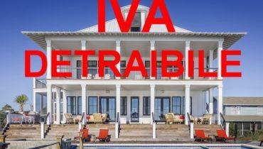 Case vacanze: si detrae IVA in regime d'impresa
