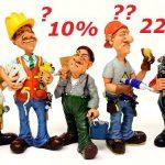 Beni Significativi: calcoli per fattura Artigiani