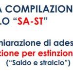 Saldo e Stralcio socio SNC: negato ma si potrebbe ...