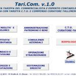 Software Tariffa Professionale Commercialisti, CTU e Curatori fallimentari