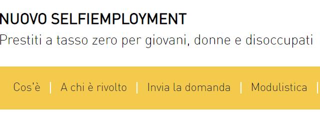 SELFIEmployment: si riparte!