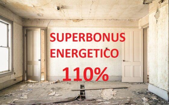 SUPERBONUS 110%: SCELTA OBBLIGATA!